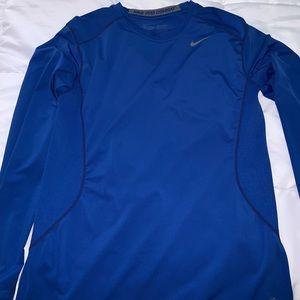 Nike pro combat long sleeve